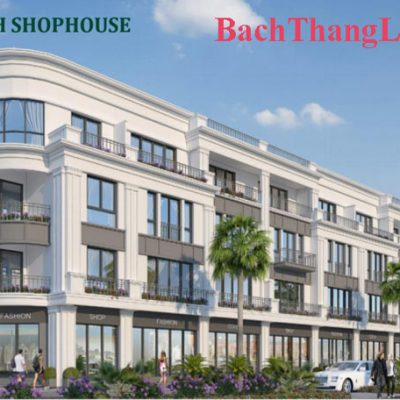 Nhà phố shophouse 90 m2 khu Bali Forest FLC Tropical City Ha Long