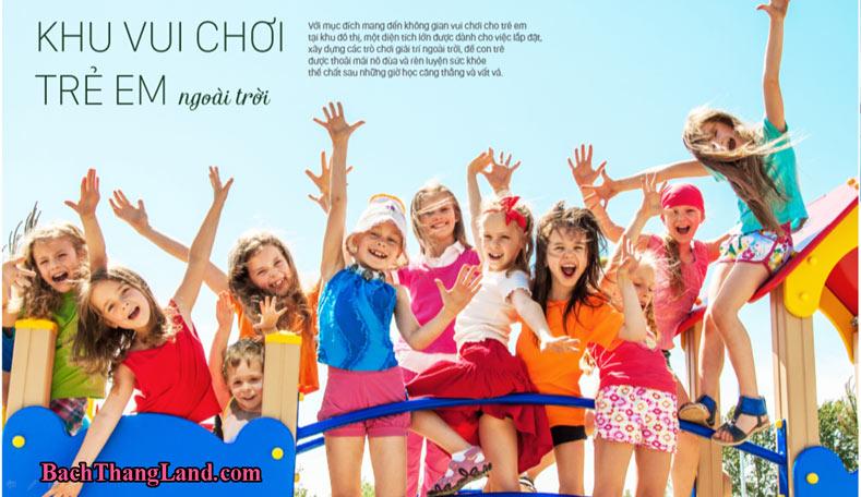 Khu vui chơi trẻ em FLC Hạ Long Tropical City