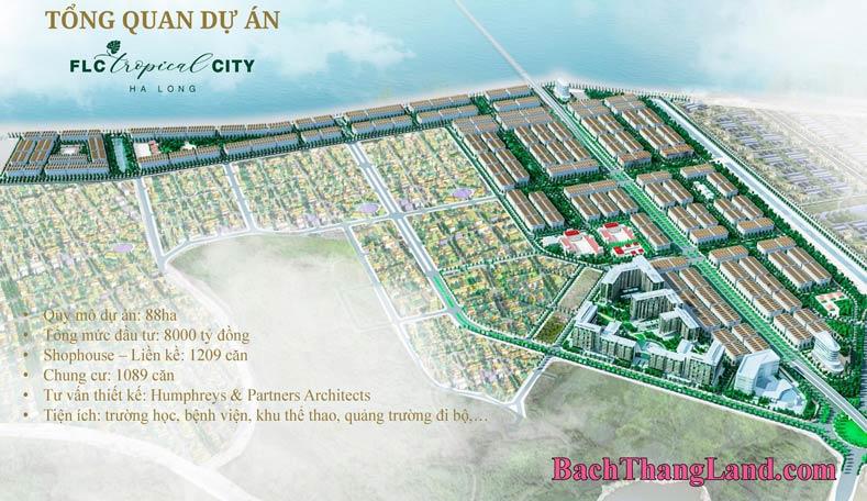 Thông tin dự án FLC Tropical City Hạ Long