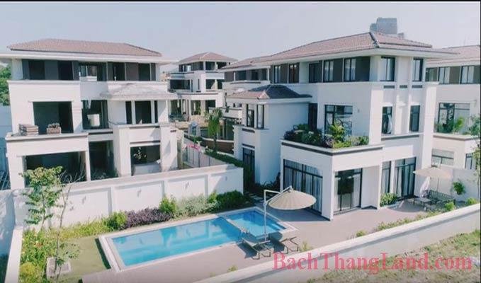 Bể bơi ngoài trời FLC Hạ Long