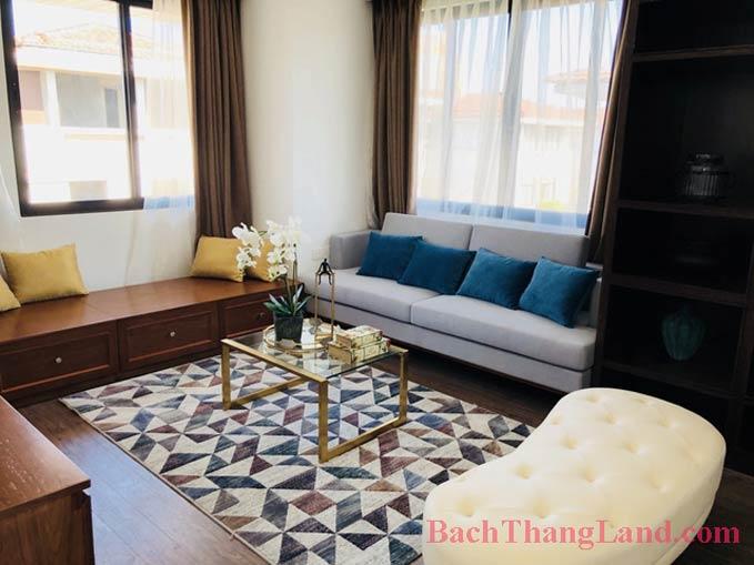 Các phòng trong nhà biệt thự FLC Hạ Long