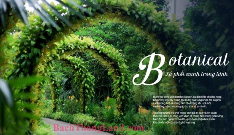 Khu Botanic Garden FLC Tropical City Hạ Long Hà Khánh