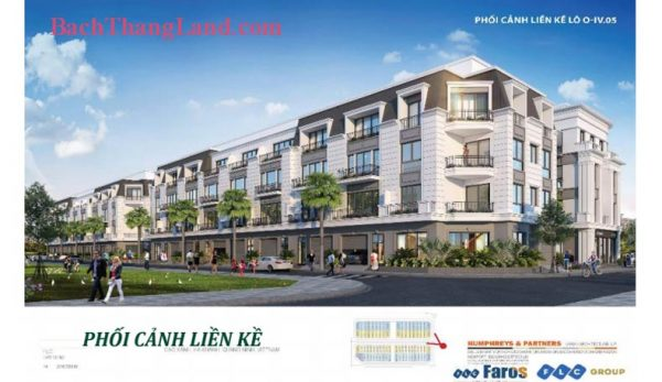 Liền kề 90 m2 khu Bali Forest FLC Tropical City Hạ Long