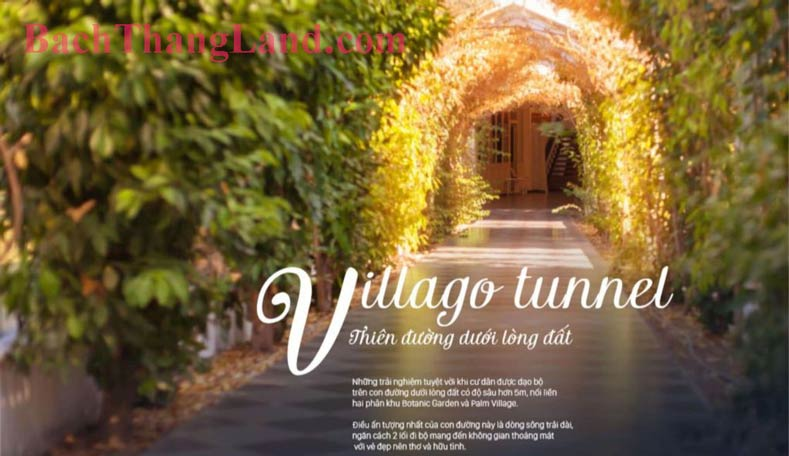 Villago Tunnel FLC Hà Khánh Tropical City