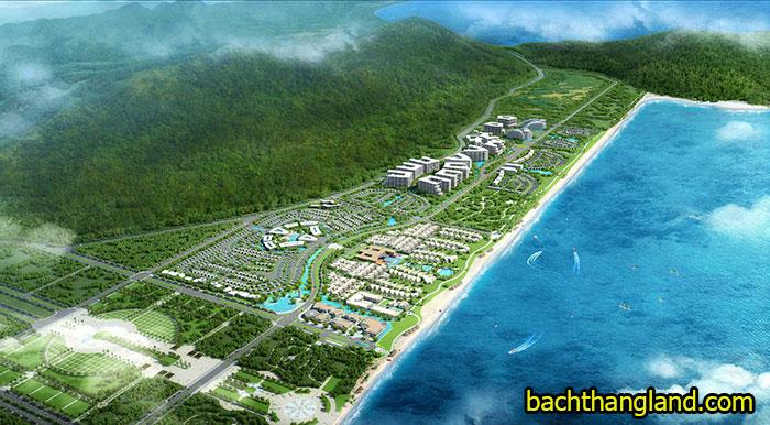 tổng thể dự án 6 miles coast resort